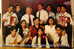 maestros destacados de Bolivia