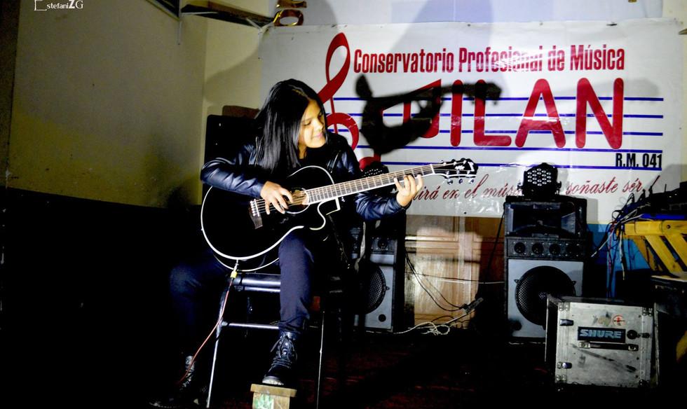 guitarristas del conservatorio milan