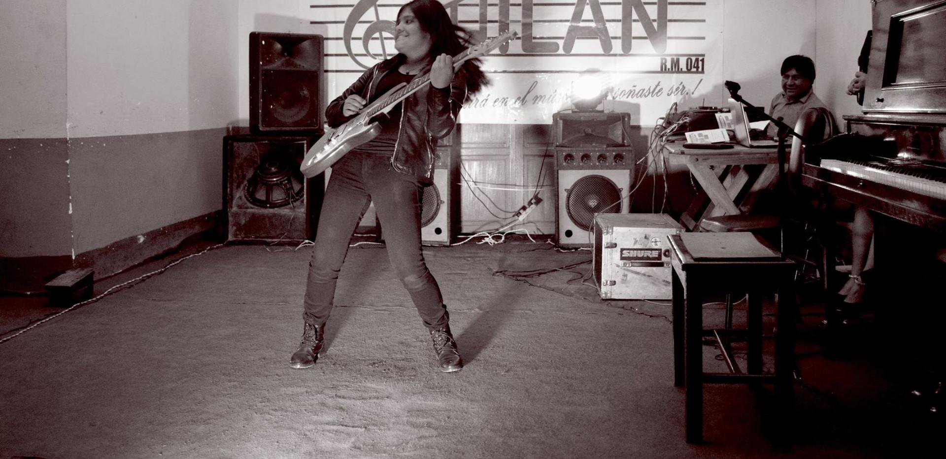 todos queremos rockear