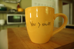 The Yellow Mug