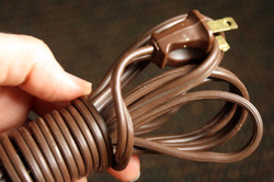 Wrapping Extension Cords