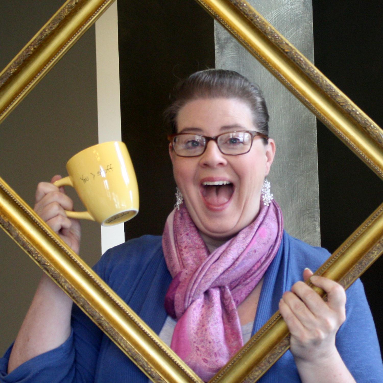 Erin frame and mug CU