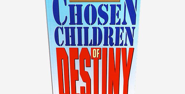 God's Chosen Children Of Destiny Book [Paperback]