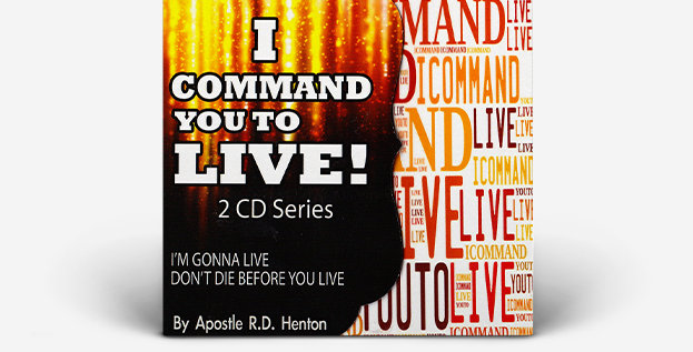 I Command You To Live [2-CD Series]