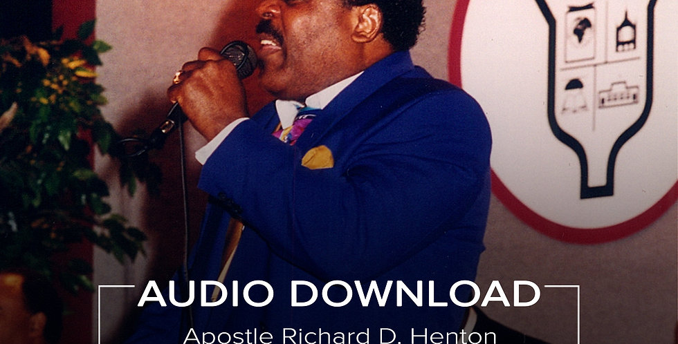 I'm So Excited About Being Filled With The HolyGhost [Download]