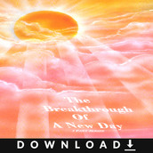 The Breakthrough Of A New Day Series
