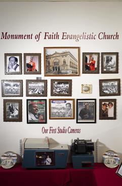 MONUMENT OF FAITH EVANGELISTIC CHURCH