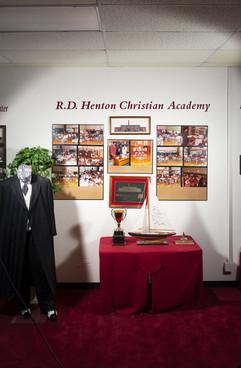 R.D. HENTON CHRISTIAN ACADEMY