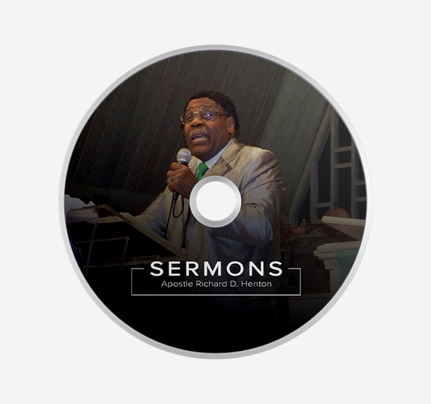 rd henton sermon cover