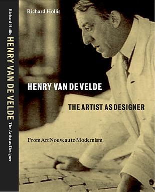 Richard Hollis, Henry van de Velde the artist as designer