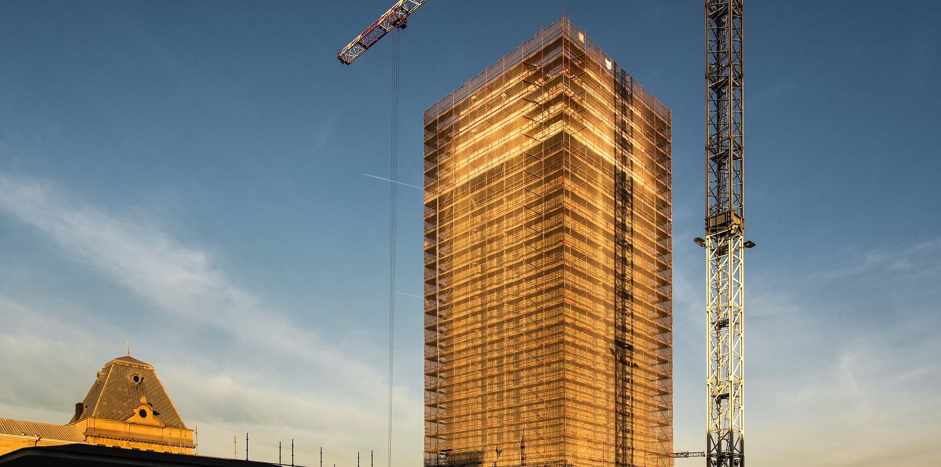 Boekentoren/ Book Tower - Gent