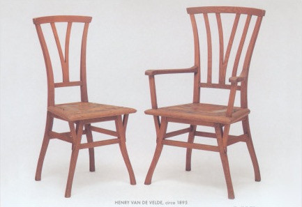 Replica chairs – 2019 at Klassik Stiftung Weimar