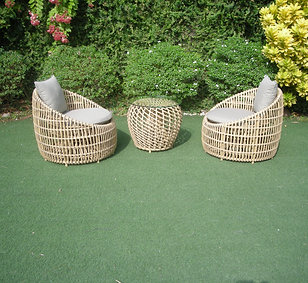 Nest Patio Coffee Set