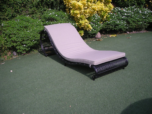 Wave Sun lounger