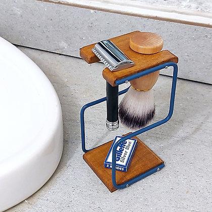 Breuer Shaving Stand (Blue)