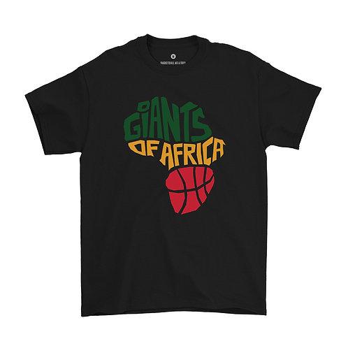 GOA Classic T-Shirt (Black)
