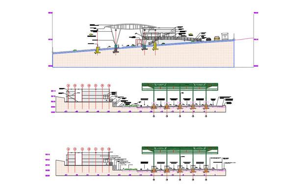 Fachadas Diseño Arquitectónico