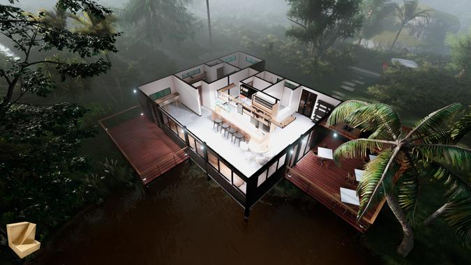 Diseño Arquitectónico 3D