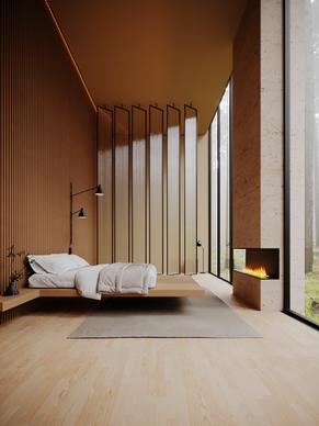 Diseño Habitación Moderna