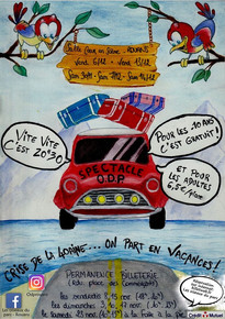 AFFICHE SPECTACLE 2019