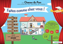 Affiche spectacle 2017