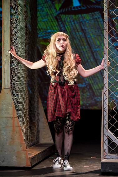 "JOHANNA (2018 BroadwayWorld Best Actress Winner) in Sondheim's ""Sweeney Todd"""