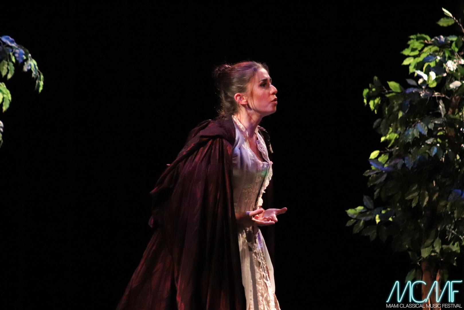 """SUSANNA in Mozart's """"Le nozze di Figaro"""""""