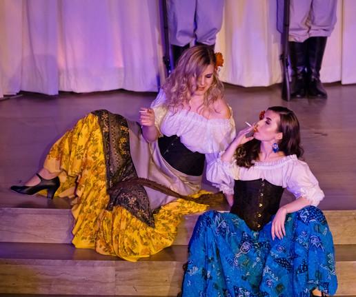 "FRASQUITA in Bizet's ""Carmen"""
