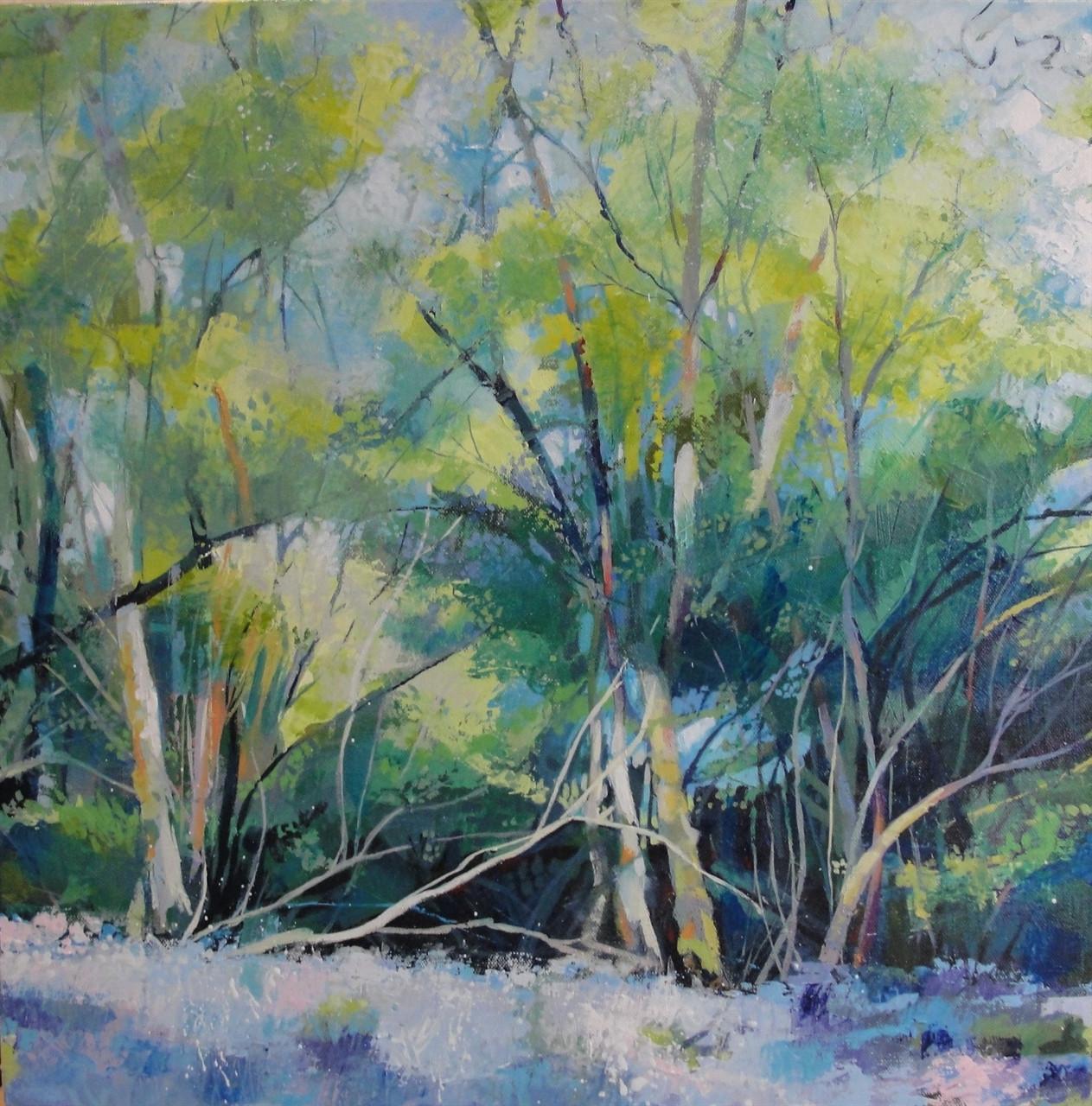 Bruern Bluebells, Cotswolds