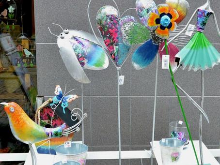 """summer-feeling"" bei Kunsthandwerk Liebig"