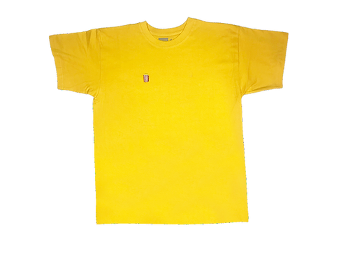 POPCORN BOX YELLOW TEE