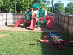 Main Building Playground