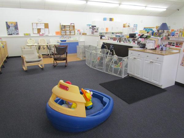 Infant Care Room