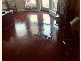 Water Damage Dryout Project in San Francisco