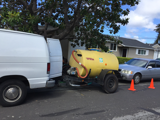 Santa Clara Sewage Cleanup in a Crawlspace