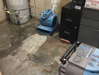 San Mateo Water Damage - Leaking Water Heater