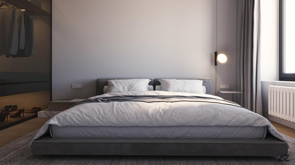 Спальня FLAT LINE