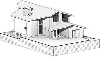 архитектурный проект дома в орле