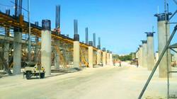 Columnas Puente Elevado
