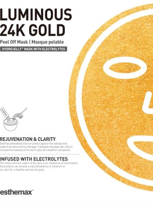 Luminous 14k Gold