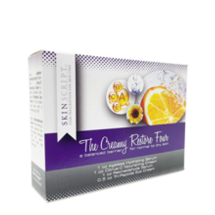 The Creamy Restore Four Kit