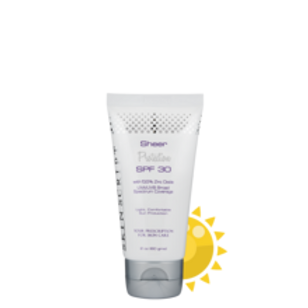 2oz SPF 30 with Zinc for Face, Neck & Hands