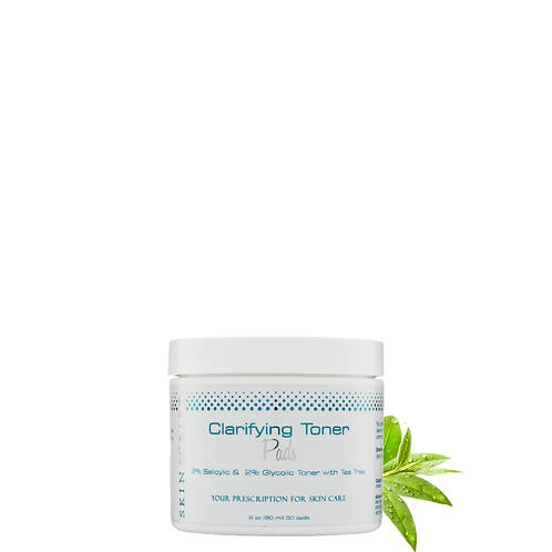 Clarifying Toner Pads (50 pack)