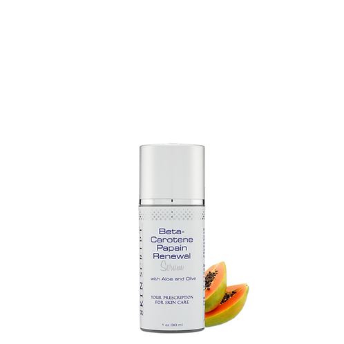 Beta Carotene Papain Renewal Serum
