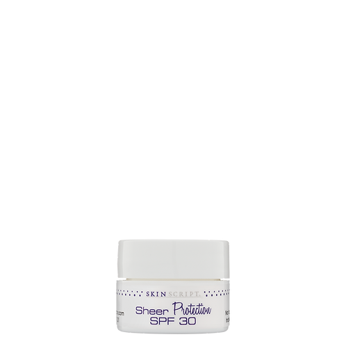 SAMPLE SPF 30 with Zinc for Face, Neck & Hands