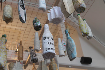 Message in a Bottle Ashcroft Arts Center