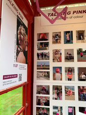 Talking Pink Gallery on the Green