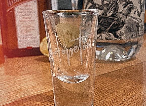 Official Cass Hopetoun Shot Glass