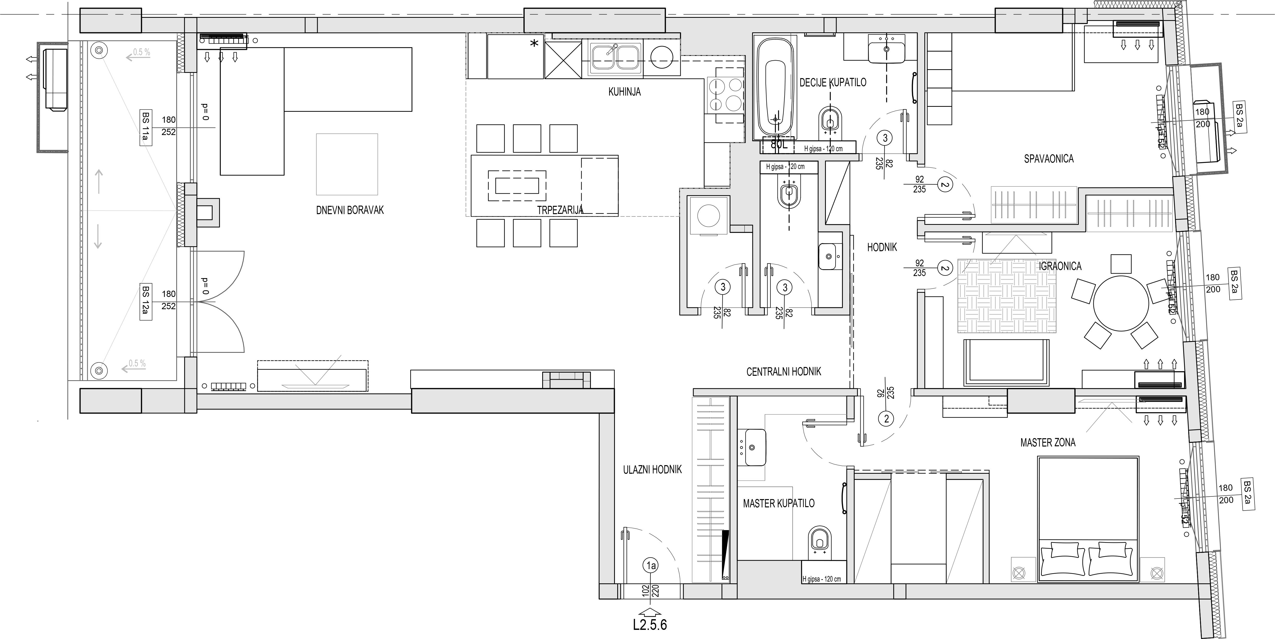 K-DISTRICT  apartment plan