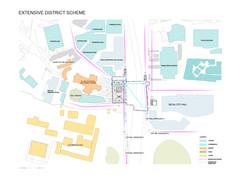 extensive district sheme